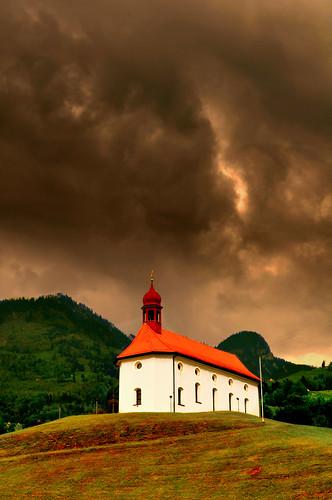 The Church da aremac.