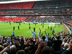 Wembley, 2010 League One playoff
