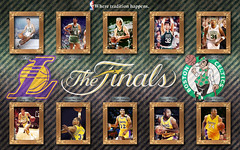 2010 NBA Finals - Tradition