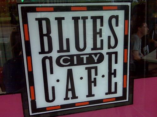 blues city cafe.