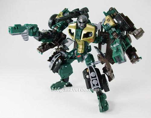 Transformers Brawn RotF NEST Deluxe - modo robot