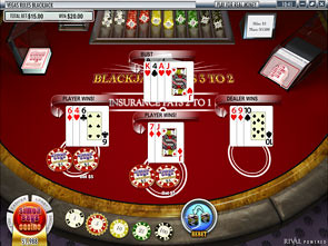 Multi-Line Blackjack
