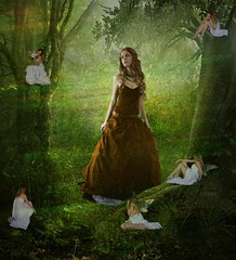 Enchanted Forest (~Sincere~) Tags: textures challenge artlife awardtree artistictreasurechest trolledproud creativeoutbursts arttex flickrthroughyoureyes ~faestock~