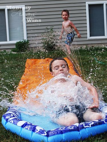 (3) Splash!