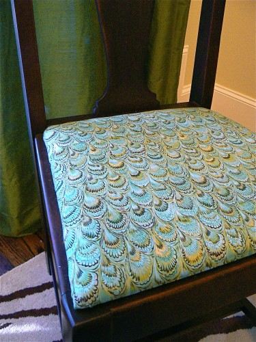 Estimate Fabric Yardage For Recovering Dining Chairs