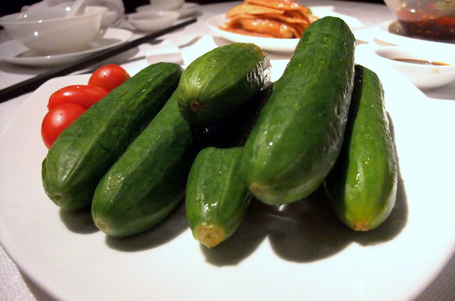 Fresh Ningbo Cucumbers