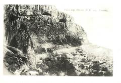 Shushi. Armenian Hunot village rock (517design) Tags: armenia postcards shushi oldpostcards karabakh artsakh artsakhnagornokarabakhrepublic