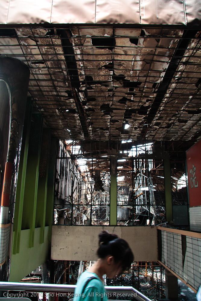 Siam Theatre (Aftermath) @ Bangkok, Thailand