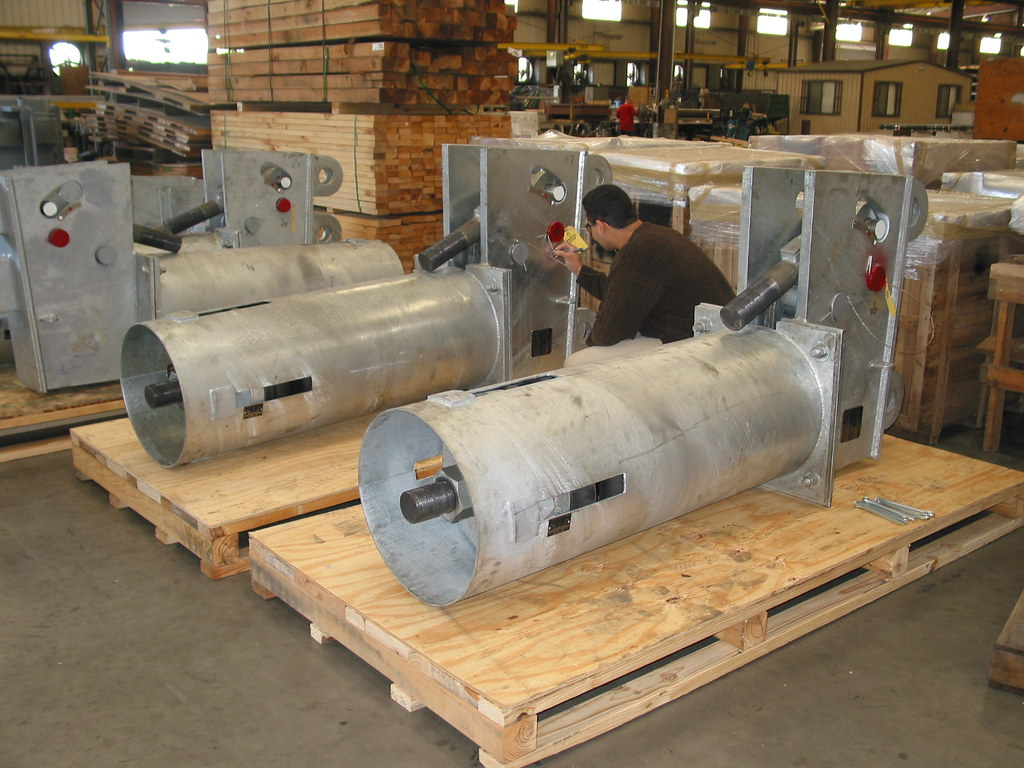 Constants for an Oil Refinery in Texas