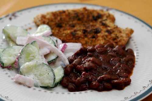 Slow-Cooked Vegetarian Boston Baked Beans | Art is the Handmaid of ...
