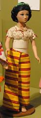 Coacotla Nahua Doll Mexico (Teyacapan) Tags: mexico doll dolls map collection mexican museo veracruz nahua cosoleacaque coacotla nahuadelsur