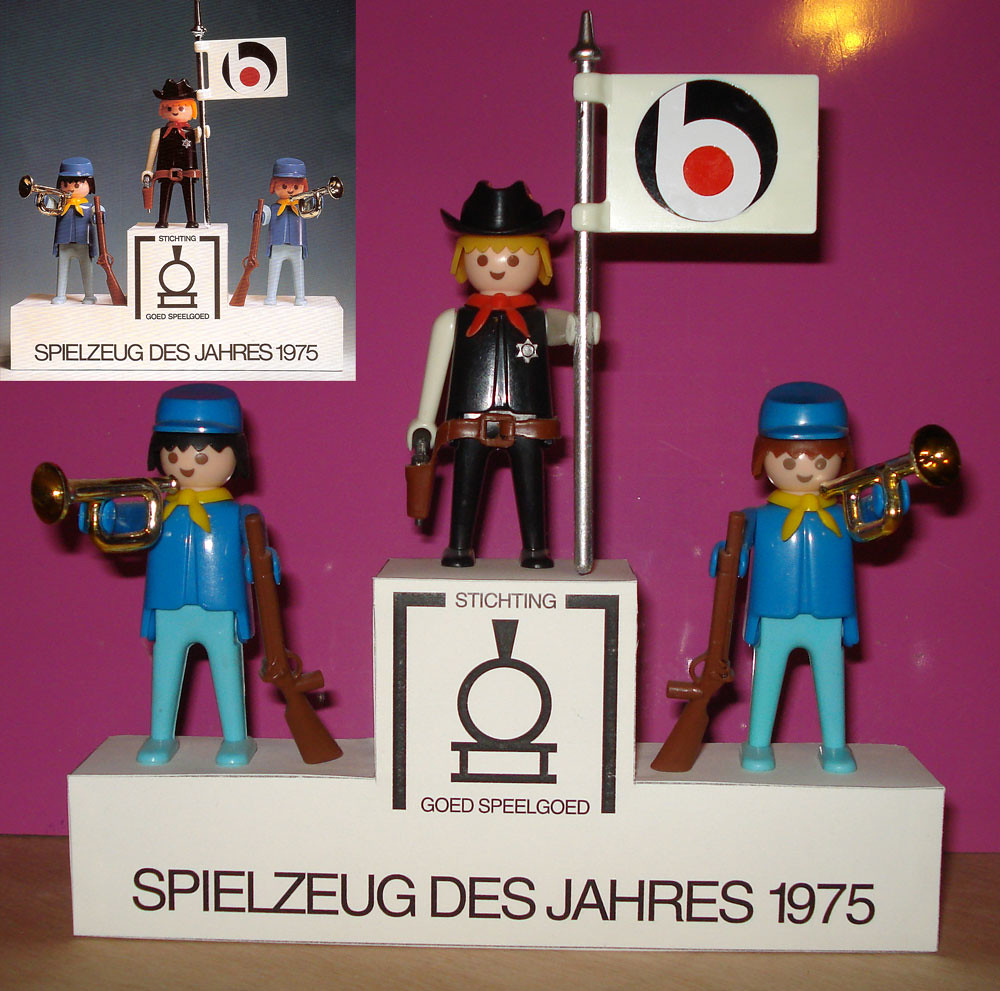 Playmobil - Toy of the Year 1975