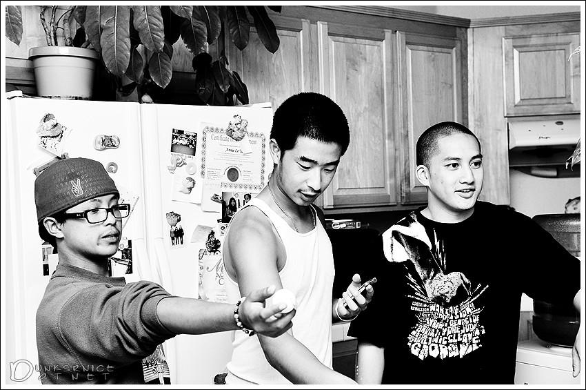 Shorty, Eric, & Steven.
