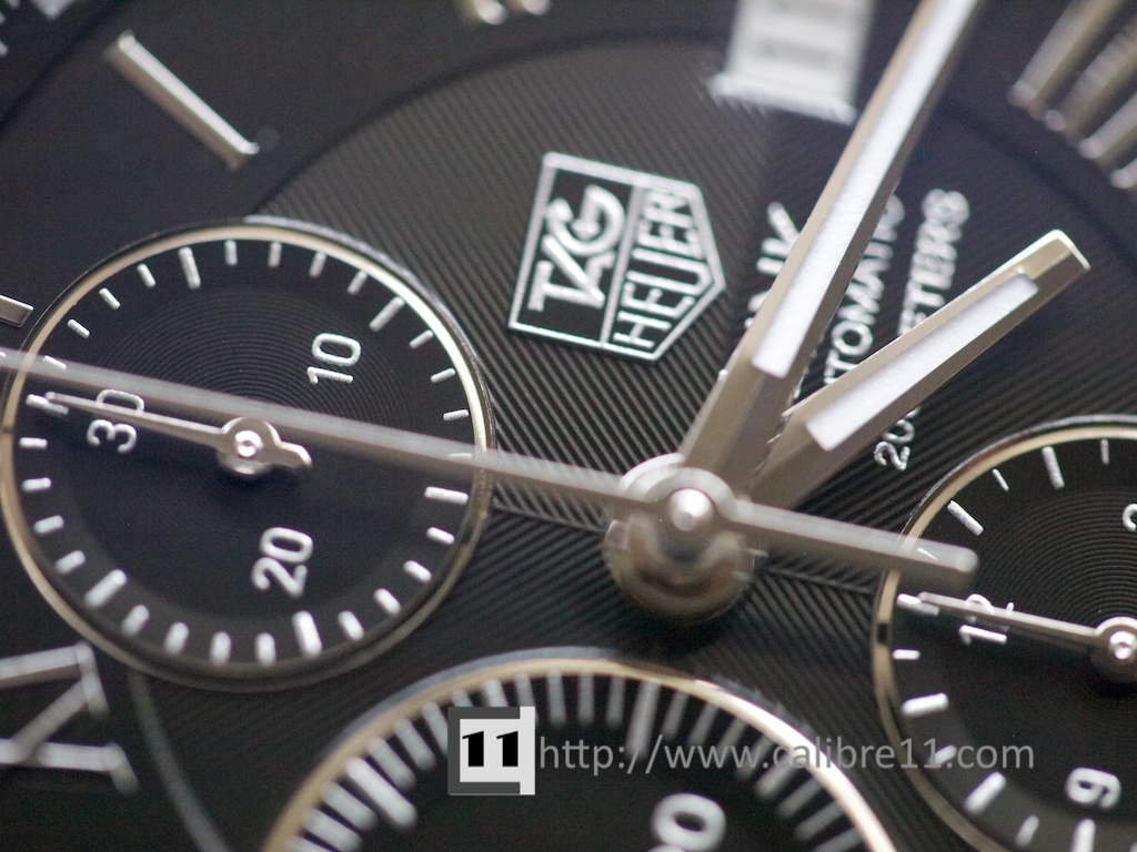 First Look: 2011 Tag Heuer Link Series