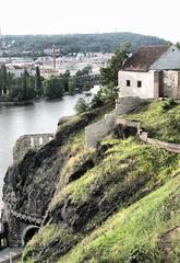 Danubio Praga (lowclick) Tags: panorama estate praga mura prato hdr galleria collina repubblica danubio ceca resti vyserhad