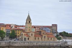 IGLESIA DE SAN PEDRO (GIJON) (fran40tf) Tags: asturias sanlorenzo cimadevilla gijon playadesanlorenzo playasanlorenzo barriocimadevilla