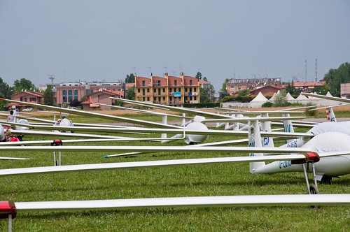 Campionati Italiani Volo a Vela - Ferrara 12.06.2010