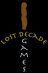 Lost Decade Games turd lolgo