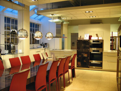 Miele London showroom 6990 R