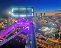 The Singapore Flyer – Update (williamcho) Tags: singapore colorful dusk capsule casino hotels bluehour d300 marinabay imagesofsingapore financialcentre singaporeflyer marinabaysands flickraward flickrestrellas nikonflickraward mallmixstaraward williamcho photosonsingapore