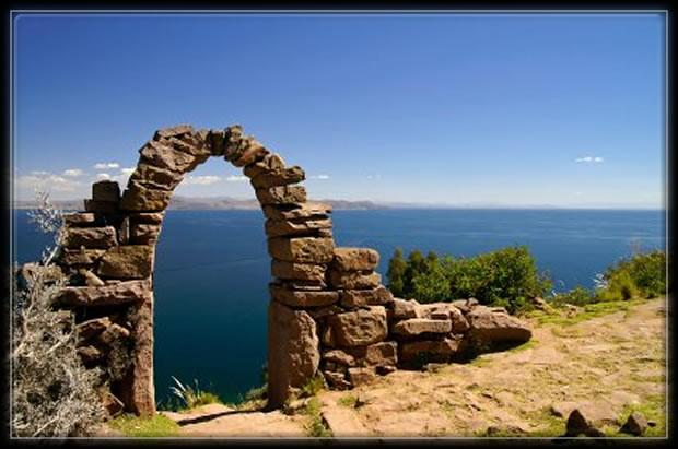 Perou - Lac Titicaca