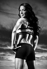 Stacyfinal4bw_web (PowersImagery.com) Tags: usa june photography photographer lasvegas stacy nevada nv fitness tao 2010 weddingphotographer whitelightning june2 strobist sportsphotographer alpowers eventphotographer nikond700 kickfit powersimagery powersimagerycom summerlinpark fitnessstockphotography