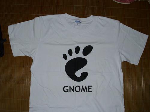 GNOME Tee