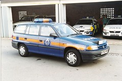 HERTS POLICE ASTRA ESTATE (NW54 LONDON) Tags: police 999 policecars emergencyvehicle vauxhallastraestate hertfordshirepolice