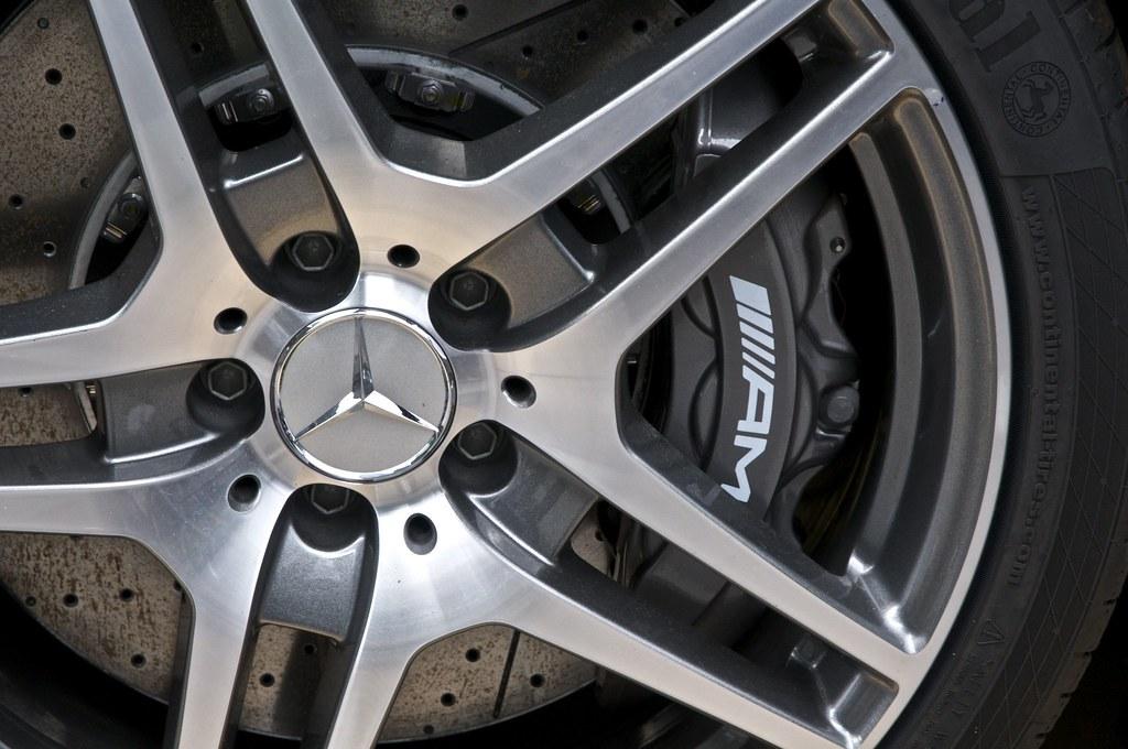 Mercedes SLS AMG Alloy