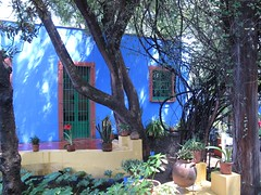 Museo Frida Kahlo, La Casa Azul, D.F.