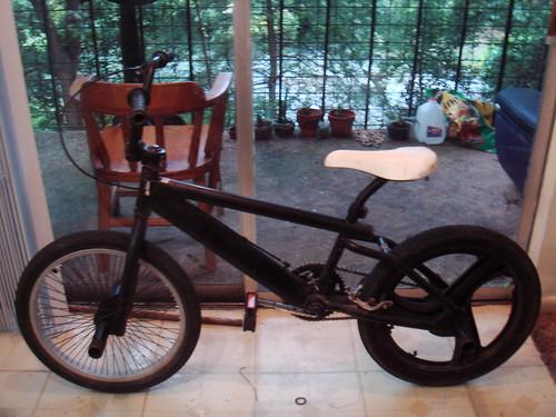 Bike new Seat