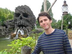 Dom et le crâne