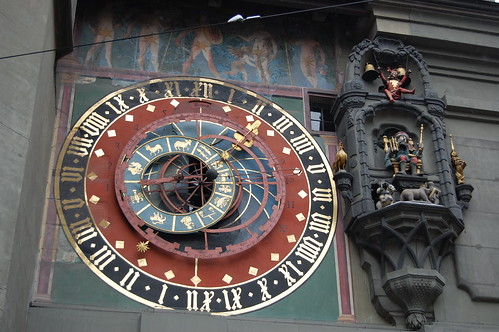 Clock tower, Bern, Switzerland