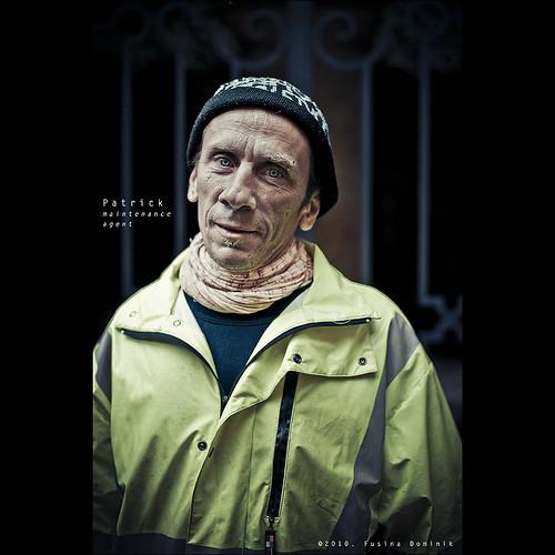 #006 - Patrick, maintenance agent