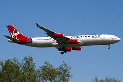 G-VSEA - 003 - Virgin Atlantic Airways - Airbus A340-311 - 100617 - Heathrow - Steven Gray - IMG_3980