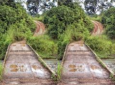 Bridge - IMG_4842 (Annamir3D) Tags: canon 3d crosseye malaysia stereograph parallel stereography 500d loreo lensinacap kualalipis annamir empangjaleh