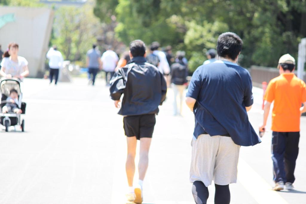 Komazawa Park Walk