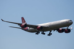 G-VFOX - 449 - Virgin Atlantic Airways - Airbus A340-642 - 100617 - Heathrow - Steven Gray - IMG_5490