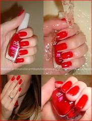Gabriele - Colorama (amanda.caroliine) Tags: vermelho gabriele esmalte colorama
