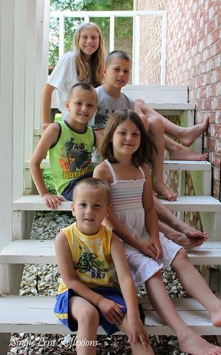 Stairstep Children