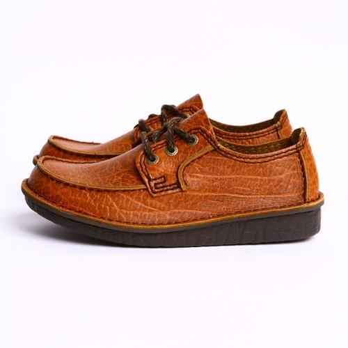 Brown Clarks Shoe Laces