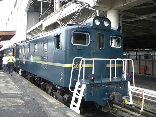 秩父鉄道デキ200形電気機関車/Chichibu Railway DeKi 200 Electric Locomotive
