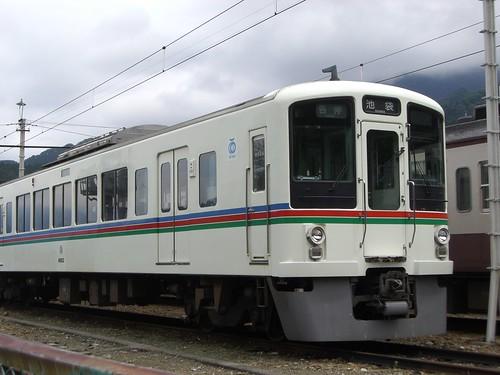 西武鉄道4000系電車/Seibu Railway 4000 Series EMU