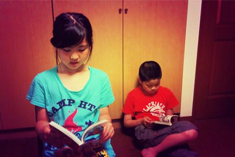 アメトークのグラップラー刃牙芸人を観たので、お子たちと刃牙を一巻から読書。