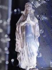 Mother Mary (AlicePopkorn) Tags: light female angel energy digitalart compassion creativecommons meditation orbs apparition surrender mothermary alicepopkorn muttermaria