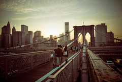 Brooklyn Bridge (bryan kelley) Tags: new york city nyc newyorkcity bridge urban ny architecture brooklyn buildings