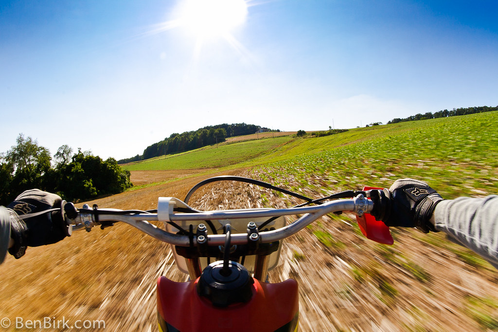 Dirt Bike POV