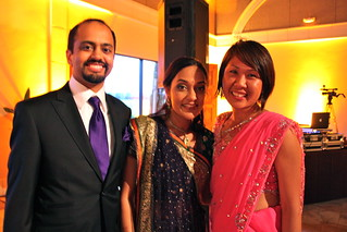 Sachin, Nirali and Anh