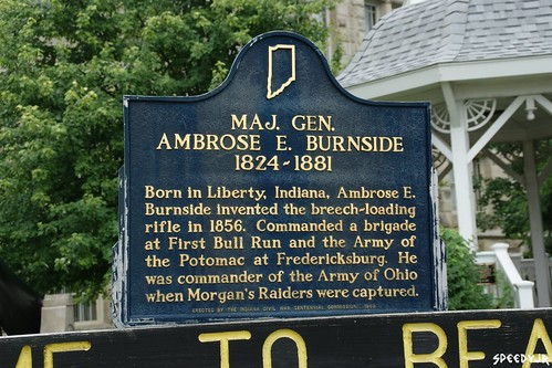 historiography general ambrose e burnside during What did major general ambrose burnside accomplish in the us civil war save cancel already exists would you like to merge this question into it burnside remains one of the most.