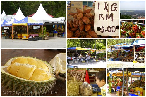 Durian and Fruit Festival 2010